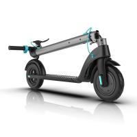 China Upgraded Long Range Electric Scooter 8.5 Inch Tire Foldable 350W Motor 25km on sale