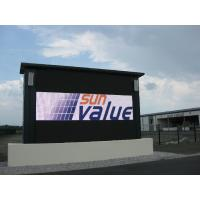 7500 Nit Brightness Outdoor LED Display Boards P10mm DIP High Definition IP65 IP54 Manufactures