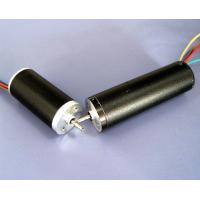 China Electric Brushless DC Motor 6 Lead 22mm with 24 Volt and three Phase on sale