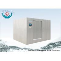 China Hospital Sterilization Equipment 800 Liters CSSD Sterilizer With Water Ring Vacuum Pump on sale