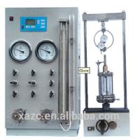 C002 Dial type Full Automatic 30KN Midium Pressure triaxial soil test Manufactures