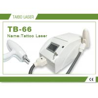 China Nd Yag Laser Eye Brow Tattoo Removal Machine With1320nm Black Doll Treatment on sale