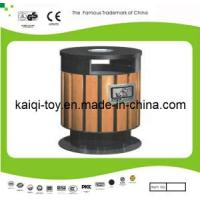 Park Table and Chair and Dustbin (KQ10186A) Manufactures