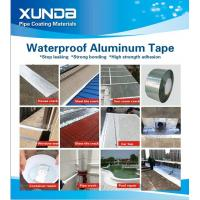 Aluminum flashing tape