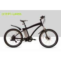 China Aluminum Electric Mountain Bikes E Bicycle 26 Inch Black Red White High Performance on sale