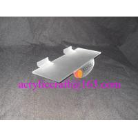 China Wall Mounted Acrylic Shoe Display Stand / Rack For Sale on sale