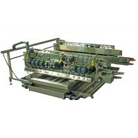 China Glass Edger Machine Horizontal High Speed 2500MM For Insulating Glass on sale