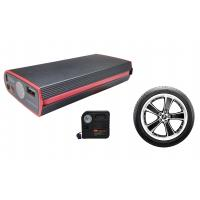 Automatic Mobile Car Jump Starter Power Bank 12000 mAh With Led Flashlight Manufactures