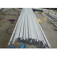 N08800  / 1.4876 Nickel Alloy Pipe ,  A240 / B409 Standard Alloy 800h Pipe Weleded Manufactures