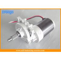 Self Balance Electric Scooter Parts UV-01D Brush Motor With 800W Rate Manufactures