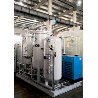 China 170Nm3/Hr PSA Type Nitrogen Generator , Nitrogen Generation Plant High Efficiency on sale