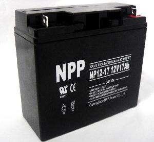 Sla Battery12V18ah (ISO9001, ISO14001, CE, UL) Manufactures