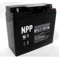 Buy cheap Rechargeable Battery 12V17ah (CE, UL, ISO, SGS) from wholesalers
