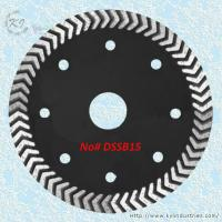 Arrow Turbo Saw Blade for Cutting Concrete Brick and Hard Stone - DSSB15 Manufactures