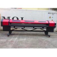 Quality 3.2M Large Format Printing Machine , Digital inkjet printer Deluxejet Series Dx5 Head for sale
