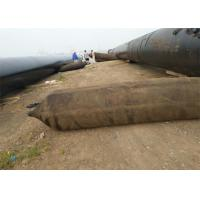 Anti Wear Inflatable Rubber Airbag Reliable Safety In Recovering Submerged Objects Manufactures