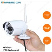 H.264 Infrared 720p Wireless Outdoor IP Camera with CMS Manufactures