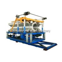 UPVC double wall corrugated pipe production line SBG500 Manufactures