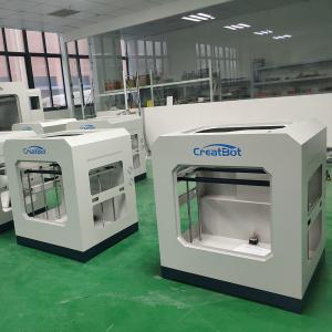 Quality Creatbot D600 Pro Dual Head 3d Printer / Metal Extruder 3d Printer Auto Leveling for sale