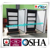 Fireproof 4 Drawer File Cabinet Safe Flammable Locker Magnetic Proof For CD Manufactures