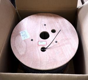 GJYFXCH-1B FTTH Indoor Fiber Optic Cable LSZH Sheath 2000m Wooden Drum