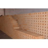 Shaped Dry Pressed Kiln Refractory Fire Bricks Insulating Fireclay Block Manufactures