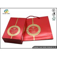 Customized Printed Paper Wine Packing Gift Box Wholesale Paper Wine Boxes Manufactures