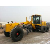 XCMG GR215 Road Construction Grader Machinery With Cummins 6CTA8.3-C215 Engine Manufactures