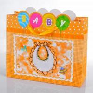 Baby Gift Packing Bag