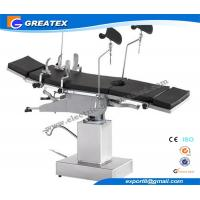 China Head Control Electric Medical Operating Table Equipment / Instrument For Women Examination on sale