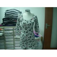 Full Lipstick Printed Half Sleeve Fashion Pullover Sweaters Spring Design Manufactures
