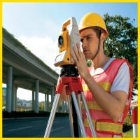 """2"""" accuracy widely used engineering use total station for sale Manufactures"""