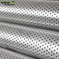 China Smooth 16  Stainless Steel Well Screen , No Burrs Schedule 40 Perforated Pipe on sale