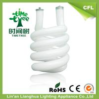 Compact Florescent Lamp Halogen T4 CFL Glass Tube / CFL Raw Material Glass Tube Manufactures