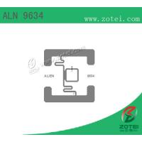 ALN 9634 sticky RFID label / inlay,H3,840~960MHz,ISO/IEC 18000-6C (EPC C1 GEN2) Manufactures