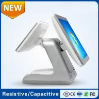 China Touch Dual Screen Retail POS Systems With Android OS / Thermal printer on sale