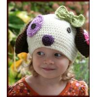 Quality Cool Fashion Knitted Dog Hat for sale
