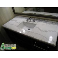 China White Series Bathroom Vanity Tops on sale