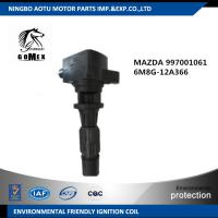 MAZDA 997001061 6M8G - 12A366 Car Ignition Coil Unit , High Voltage Ignition Coil Manufactures