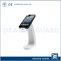 China phone accessory display stand mobile phone display stand with alarm mobile phone display s on sale