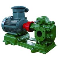 Lubrication Oil Transfer Gear Pump / Viscous 5-1500 Cp Liquid Fluid Transfer Pump Manufactures