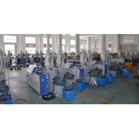 HUASU Double Wall Corrugated Pipe Extruder , Corrugate Pipe Machinery Manufactures