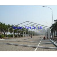 China Lightproof Temporary Wedding Party Tent Alloy Aluminum Structure Huge Party Tent on sale