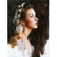 Portrait paintings 100% Handmade On Canvas For Decoration From BBHYGALLERY Manufactures