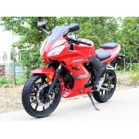 Single Cylinder Street Bikes 4 Stroke Air Cooled , Smart Shape 250cc Sport Motorcycles Manufactures