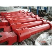 China Heavy duty Double Acting Hydraulic cylinder with good impact  resistance for Marine on sale