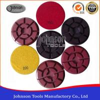China SGS / GB Approved Concrete Diamond Polishing Pads For Coarse Surface on sale