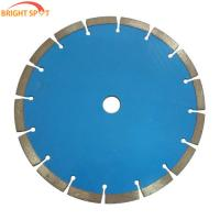 Continuous Rim Diamond Saw Blades 110 Mm , Diamond Concrete Saw Blades 1mm Thick  Manufactures