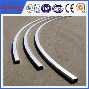 Quality aluminium pipe 6061 guangzhou port / cnc tube bending service / 15mm aluminum for sale