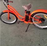 45km / h Max Speed fastest electric bike for women , Aluminum 6061 llightweight ladies mountain bike Manufactures